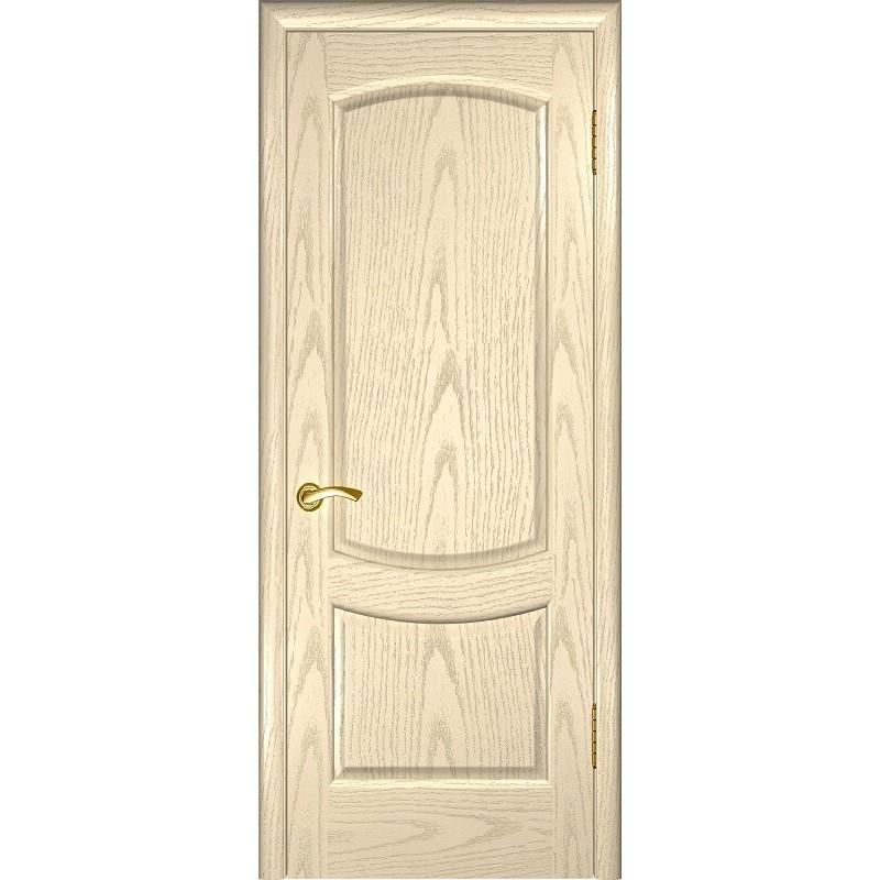 Ульяновская дверь Лаура-2 слоновая кость ДГ