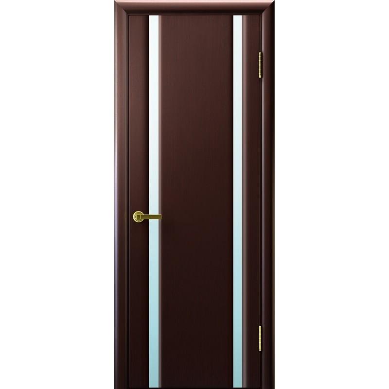 Ульяновская дверь Синай-2 венге ДО