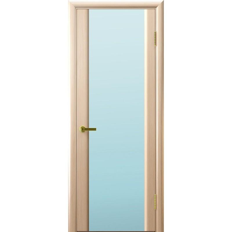 Ульяновская дверь Синай-3 белёный дуб ДО