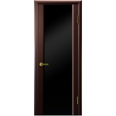 Ульяновские двери Синай-3 венге ДО чёрное