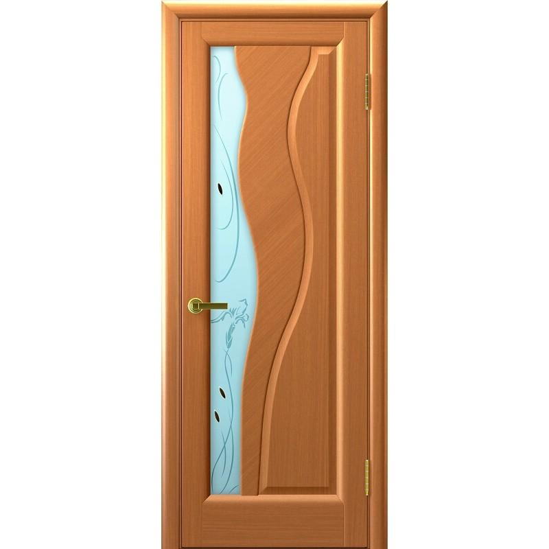 Ульяновская дверь Торнадо светлый анегри ДО