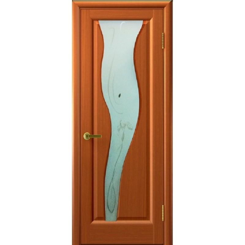 Ульяновская дверь Торнадо-2 тёмный анегри ДО