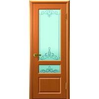 Ульяновские двери Валентия-2 светлый анегри ДО