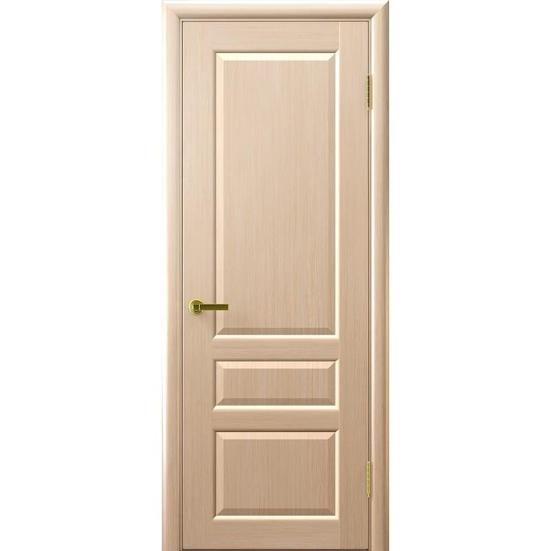 Ульяновская дверь Валентия-2 белёный дуб ДГ
