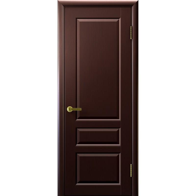 Ульяновская дверь Валентия-2 венге ДГ