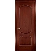 Ульяновские двери Венеция красное дерево ДГ