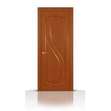 Дверь СитиДорс модель Диамант цвет Анегри темный