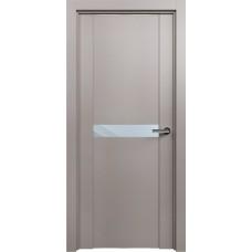 Дверь Status Trend модель 411 Грей Зеркало