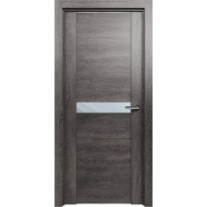 Дверь Status Trend модель 411 Венге пепельный Зеркало