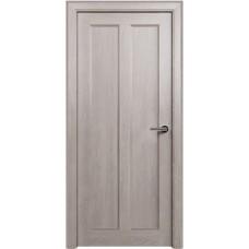 Дверь Status Fusion модель 611 Дуб серый