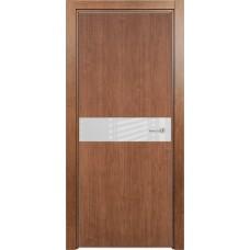 Дверь Status Favorite модель 702 Анегри стекло лакобель белый