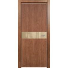 Дверь Status Favorite модель 702 Анегри стекло лакобель бежевый