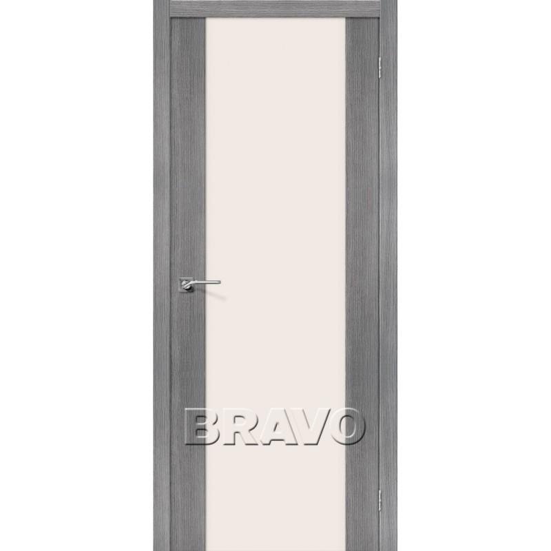 Межкомнатная Дверь Экошпон Порта-13 Grey Veralinga