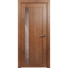 Дверь Status Estetica модель 821 Анегри стекло лакобель капучино