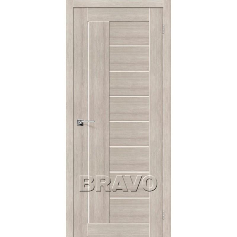 Межкомнатная Дверь Экошпон Порта-29 Cappuccino Veralinga