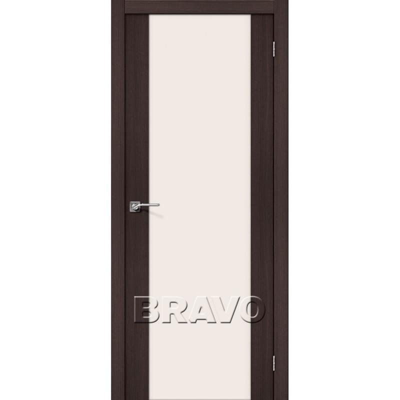 Межкомнатная Дверь Экошпон Порта-13 Wenge Veralinga