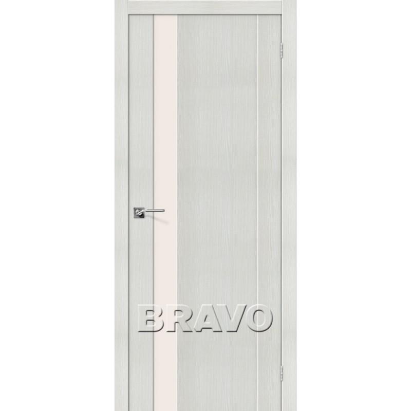 Межкомнатная Дверь Экошпон Порта-11 Bianco Veralinga
