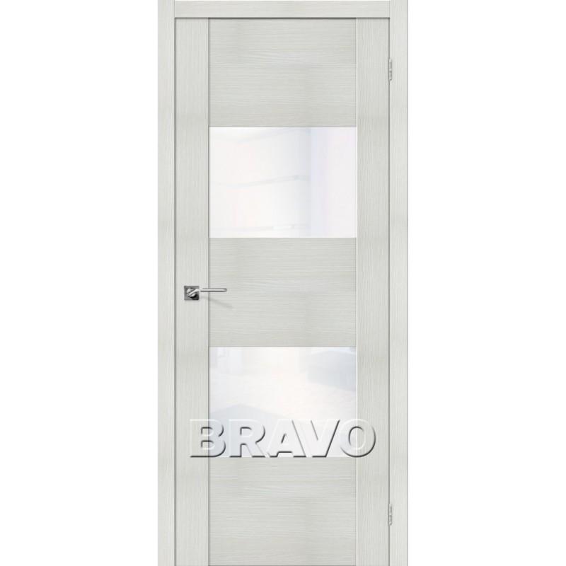 Межкомнатная Дверь Экошпон VG2 WW Bianco Veralinga