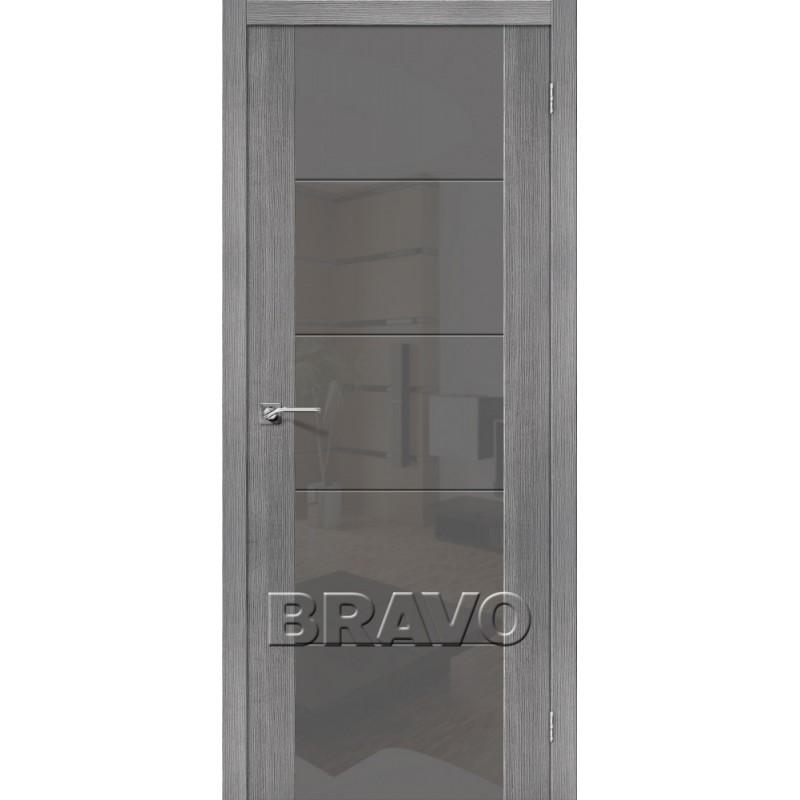 Межкомнатная Дверь Экошпон V4 S Grey Veralinga