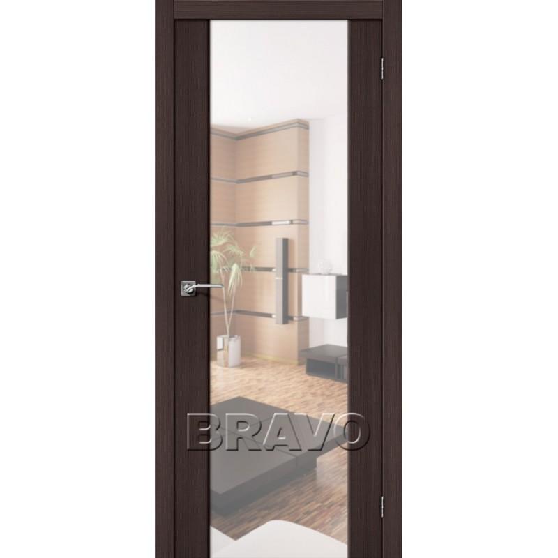 Межкомнатная Дверь Экошпон S-13 Reflex Wenge Veralinga