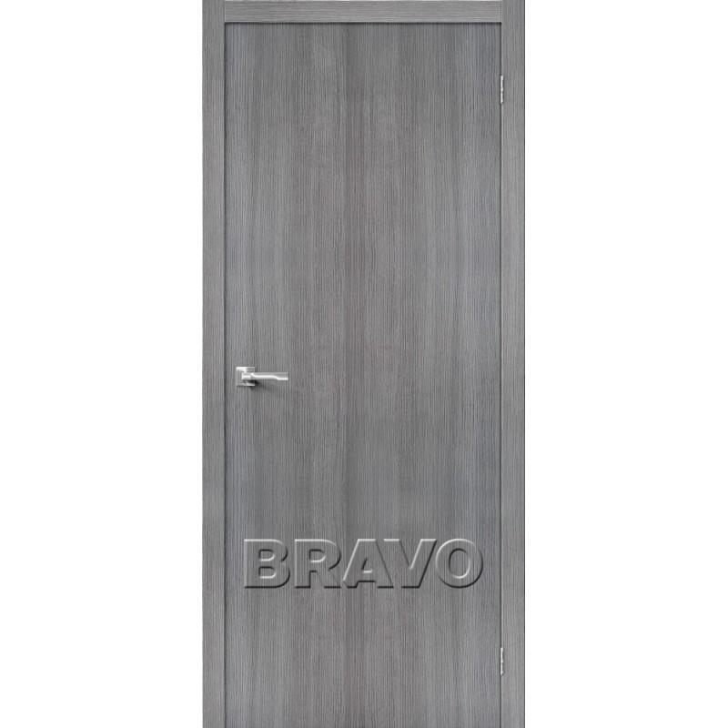 Межкомнатная Дверь Экошпон Тренд-0 Grey Veralinga