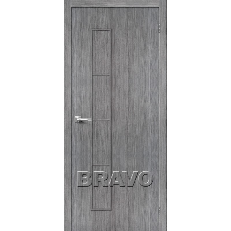 Межкомнатная Дверь Экошпон Тренд-3 Grey Veralinga