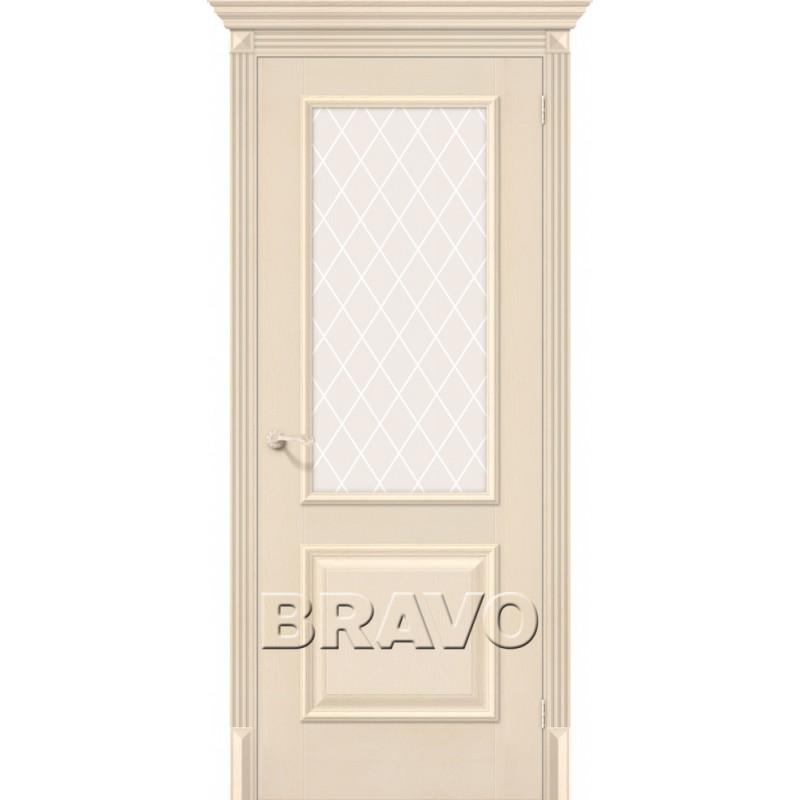 Межкомнатная Дверь Экошпон Классико-13 Ivory