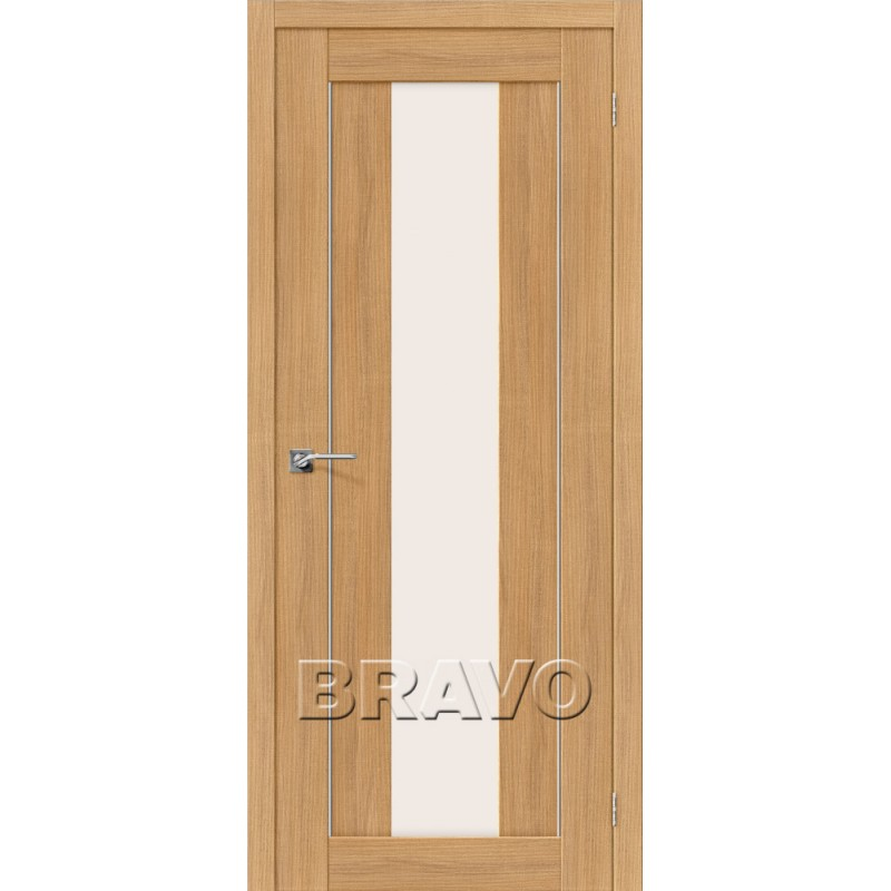 Межкомнатная Дверь Экошпон Порта-25 alu Anegri Veralinga