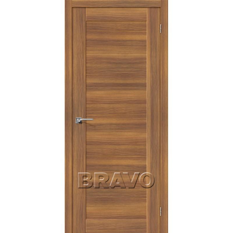 Межкомнатная Дверь Экошпон Легно-21 Golden Reef