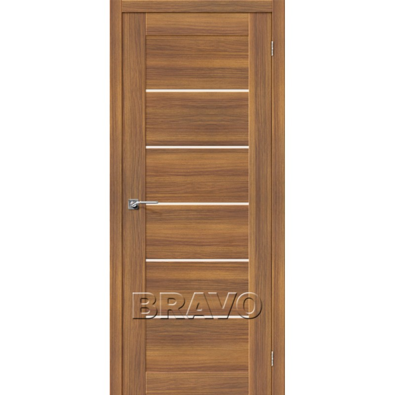 Межкомнатная Дверь Экошпон Легно-22 Golden Reef