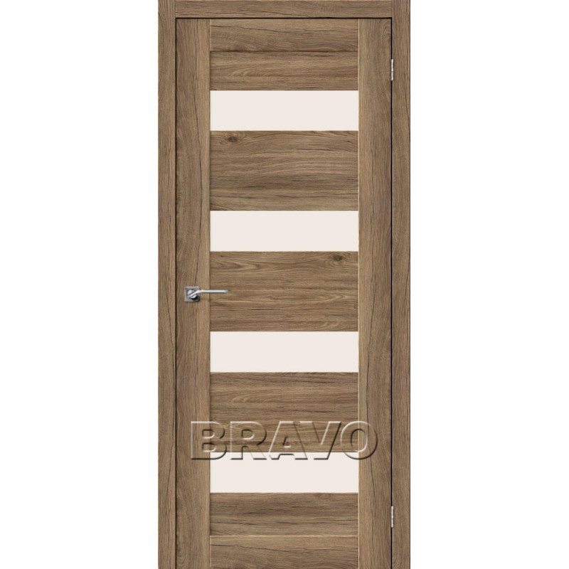 Межкомнатная Дверь Экошпон Легно-23 Original Oak