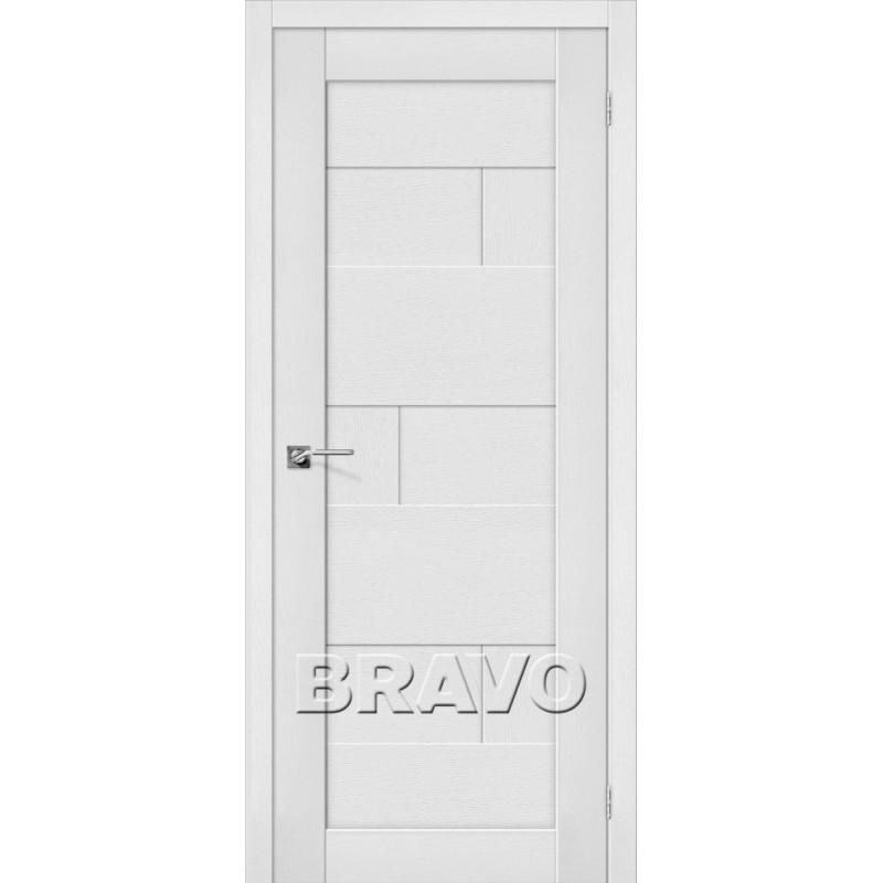 Межкомнатная Дверь Экошпон Легно-38 Virgin