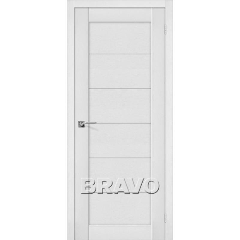 Межкомнатная Дверь Экошпон Легно-21 Virgin