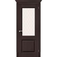 Дверь Экошпон Классико-33 Wenge Veralinga