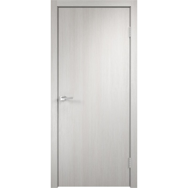 Межкомнатная VellDoris Дверь с четвертью Smart Дуб белый