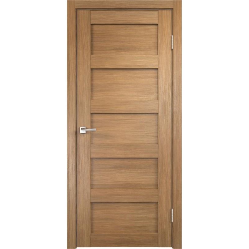 Межкомнатная VellDoris Дверь с четвертью Trend Дуб золотой