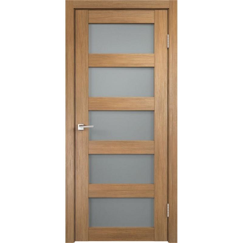 Межкомнатная VellDoris Дверь с четвертью Trend 5 Дуб золотой