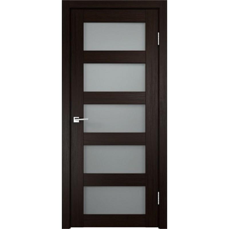 Межкомнатная VellDoris Дверь с четвертью Trend 5 Венге