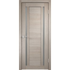 VellDoris Дверь с четвертью Duplex 2 Капучино мателюкс