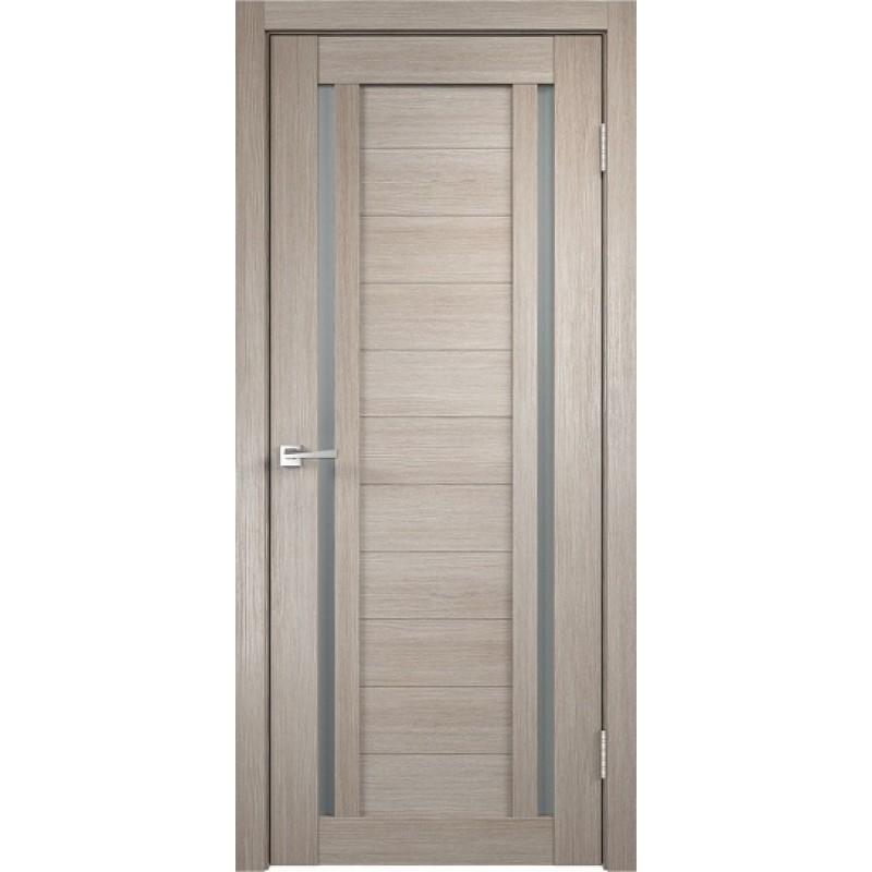 Межкомнатная VellDoris Дверь с четвертью Duplex 2 Капучино мателюкс