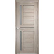 VellDoris Дверь с четвертью Duplex 3 Капучино мателюкс