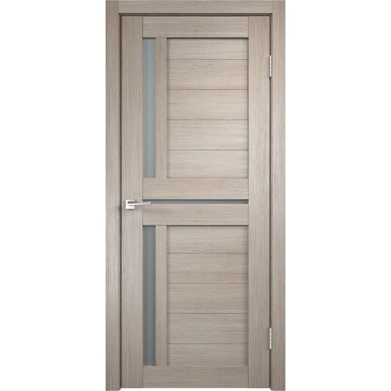 Межкомнатная VellDoris Дверь с четвертью Duplex 3 Капучино мателюкс