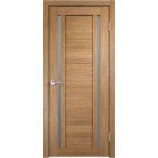 VellDoris Дверь с четвертью Duplex 2 Дуб золотой мателюкс