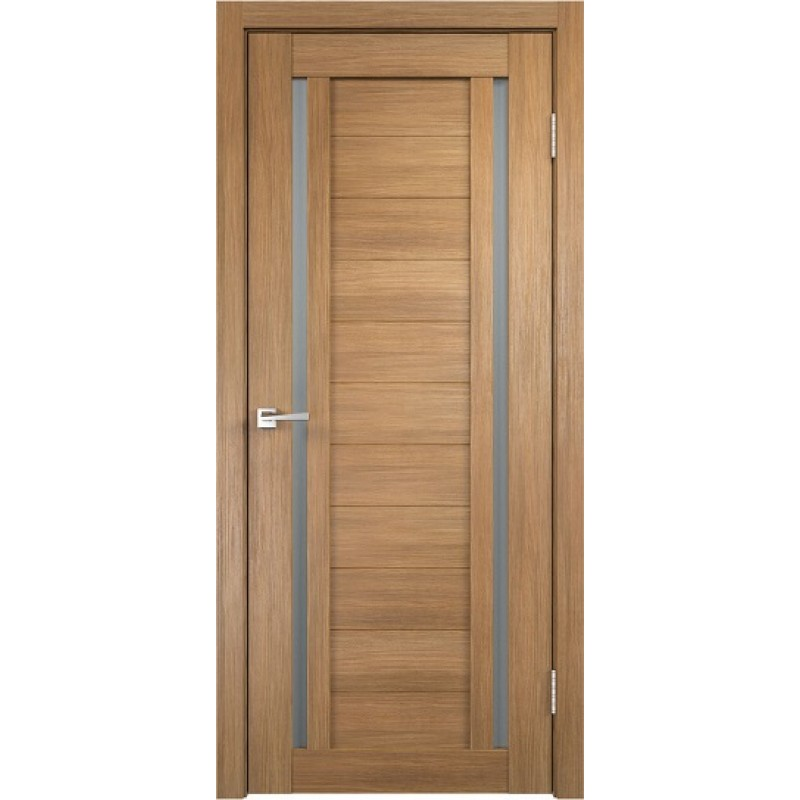 Межкомнатная VellDoris Дверь с четвертью Duplex 2 Дуб золотой мателюкс