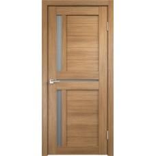 VellDoris Дверь с четвертью Duplex 3 Дуб золотой мателюкс
