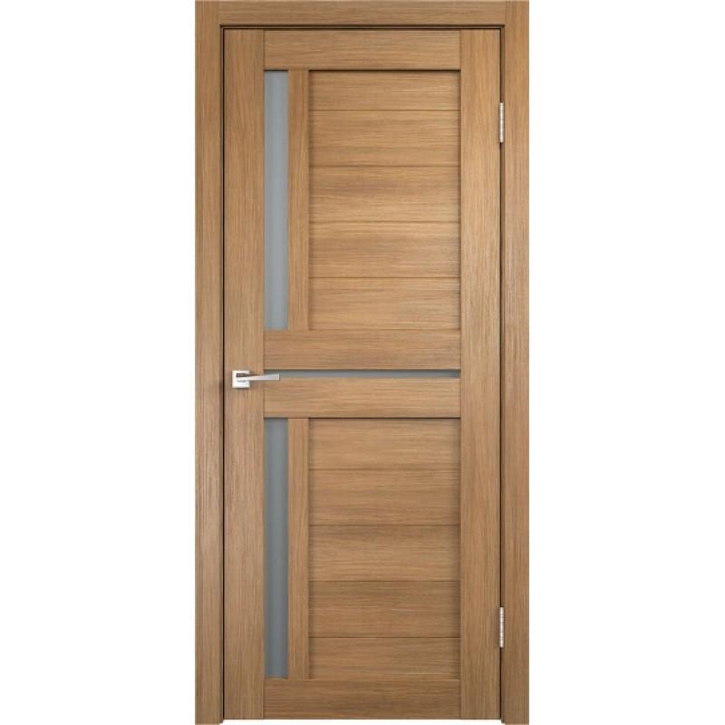 Межкомнатная VellDoris Дверь с четвертью Duplex 3 Дуб золотой мателюкс