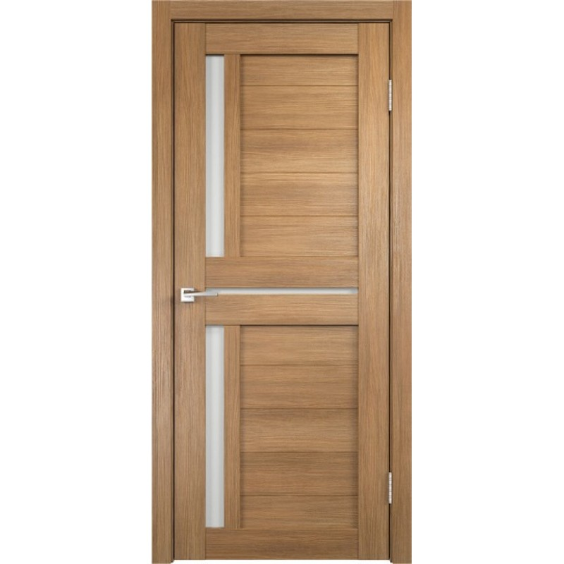 Межкомнатная VellDoris Дверь с четвертью Duplex 3 Дуб золотой лакобель