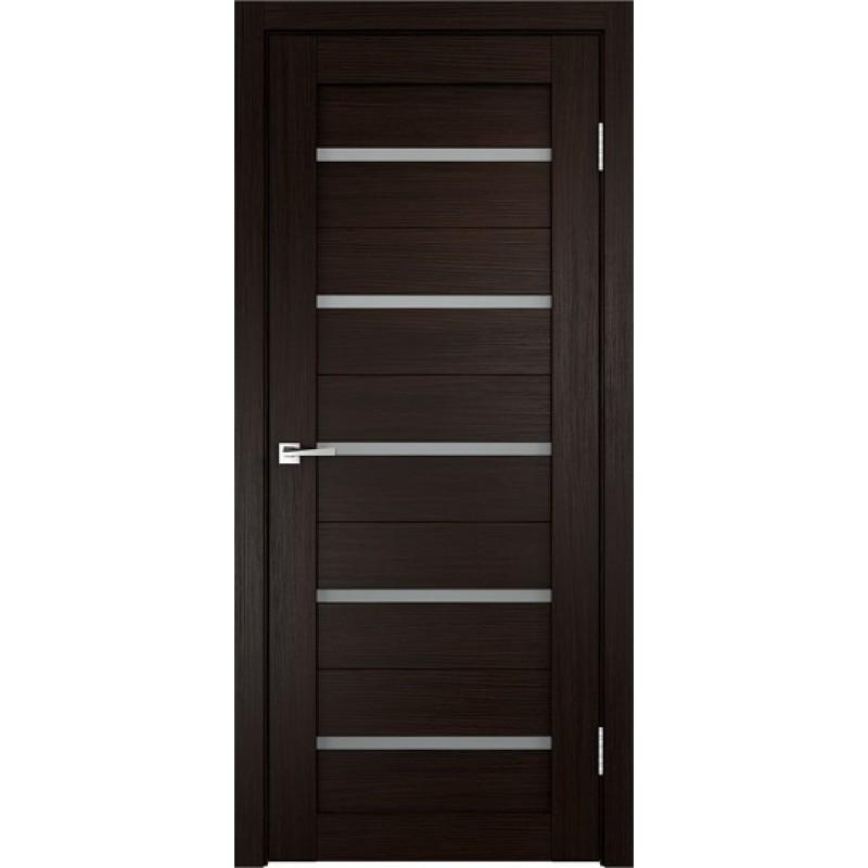 Межкомнатная VellDoris Дверь с четвертью Duplex Венге мателюкс
