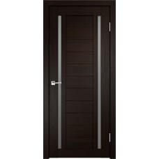 VellDoris Дверь с четвертью Duplex 2 Венге мателюкс