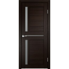 VellDoris Дверь с четвертью Duplex 3 Венге мателюкс